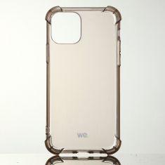 WE Coque de protection NOIR pour smartphone Apple iPhone 11 PRO Fabriqué en TPU. Ultra résistant Apparence du téléphone conservée.