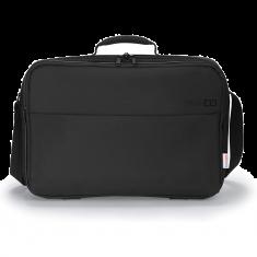 """DICOTA Saccoche BASE XX C Noir pour PC Portable 17.3"""" legere en polyester avec fermeture eclair D31127"""