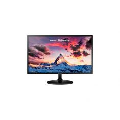 "ECRAN 24"" SAMSUNG S24F354FHR NOIR 16:9 1920x1 FullHD PLS 4ms 250cd/m2 angle 178°/178° VGA HDMI game Mode"