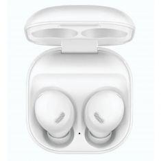 SAMSUNG Ecouteurs BT Galaxy Buds Pro BLANC. 2xHP.Bluetooth 5.0. 8Mo Compatible QI Résistant à l'eau SM-R190NZWAEUB