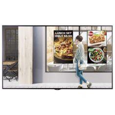 ECRAN LG 49'' LFD 16:9 24h/7j 1920xx1080 4000cd/m2 2xHDMI DP DVI-D RGB Audio USB Paysage/Portrait Bords fin Noir 49XS4F-B