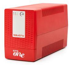 SALICRU Onduleur SPS 1500 ONE S Line-interactive 1500VA USB 4prise Shuko/FR Protection surcharge Garantie 3 ans 662AF000005