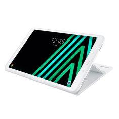 Etui à  rabat Samsung EF-BT580PWEGWW pour Galaxy Tab A 10'' 2016 Blanc