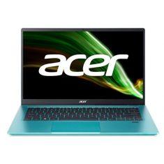 "Portable ACER SF314-43-R2QJ BLEU AMD Ryzen 7 5700U 16Go 512Go SSD AMD Radeon GCN 14.0"" FHD IPS Mate WIN 10"