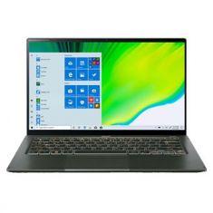"Portable ACER SF514-55TA-53TH Vert Intel® Core™ i5-1135G7 8Go 512SSD Intel® Iris® Xe Graphics Win10 Pro 14.0""FHD IPS Brill Tactile DAS 1.12"