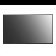 ECRAN LG 43'' LFD 16:9 24h/7j 3840x x2160 Anti-Reflet 500cd/m 3xHDMI DP DVI-D USB RJ45/RS232C/IR/Audio Inclinaison/Bords fin Noir 43UH5F-H