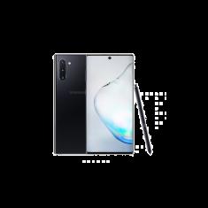 "Smartphone Galaxy Note 10 NOIR OctoCore2,7 GHz  256 Go  Ram  8Go Ecran 6,3"" Dynamic AMOLED 16M  IP68 SPENConnect batt 3500mAh CR 25W"