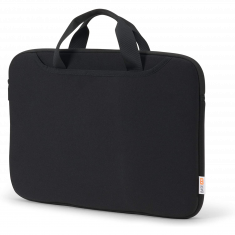 """DICOTA Sacoche XX  Laptop Sleeve + Noir Pr PC Portable 15""""-15.6"""" Avec Poignée Neoprene resistant et elastique D31791"""