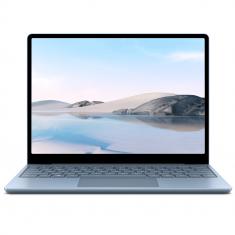 """Surface Laptop Go Ecran tactile 12.4"""" Silver Core i5 16Go RAM 256Go Intel UHD Graphics USB C USB A Webcam HD Win10Pro / 21O-00007"""