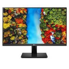 """ECRAN LG 24"""" Noir 24MP60G-B 16:9 FHD 1ms 1920×1080 250cd/m2 HDMI DisplayPort FreeSync Mode DAS Black Stabilizer"""