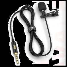 Microphone cravate filaire WE Vlog jack 3.5mm