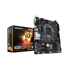 CM MSI H310M S2H 1.0 - Motherboard Micro ATX  LGA1151 Socket Intel H310 Express  2 xDDR4  USB3.0 1 x PCI-Express 3.0 16x