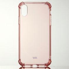 WE Coque de protection ROSE pour smartphone Apple iPhone XR Fabriqué en TPU. Ultra résistant Apparence du téléphone conservée.