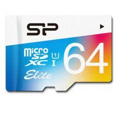 CARTE MEMOIRE SILICON POWER MICRO-SDXC  64GB