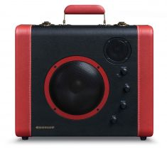 Speaker portable blu12 CROSLEYSoundbomb - noir/rouge