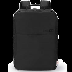 """DICOTA Sac à dos XX B Noir pour PC Portable 15.6"""" Poche compartime nt fermeture eclair polyester D31129"""
