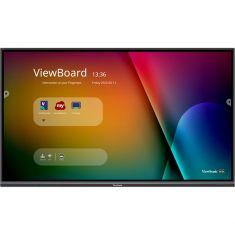 Ecran 85.6'' ViewSonic LFD Interact 4K UHD 20Pts ViewBoard® 16:9 32Go 350nit 8ms 1200:1 178/178 3xHDMI VGA 7xUSB 3xHP IFP8650-3