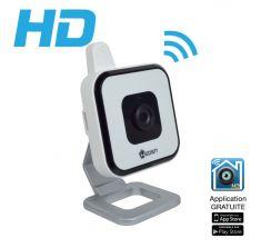Caméra IP VisionCam HD - Wifi - Intérieure Fixe