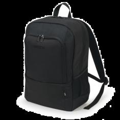 """DICOTA Sac a dos BACKPACK BASE Eco Pour PC Portable 13""""-14.1"""" 20L Pochettes de rangement en toile Rembourré Polyester D30914-RPET Noir"""