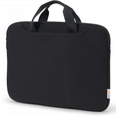 """DICOTA Sacoche XX  Laptop Sleeve + Noir Pr PC Portable 14""""-14.1"""" Avec Poignée Neoprene resistant et elastique D31790"""