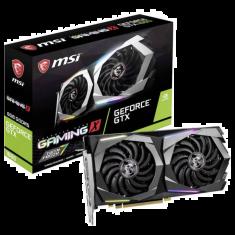 VGAN MSI GeForce GTX1660 GAMING X 6G 1860MHz/8000MHz GDDR5 6 Go PCI-E 3.0 x16 3xDP/HDMI FROZR 7 2xventilateurs Torx 3.0