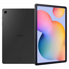 Tablette Galaxy Tab S6 Lite 64Go WIFI 10.4'' 2000x1200 Android 10 2 speakers Camera 8MP S pen Gris SM-P610NZAAXEF