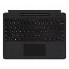 Stylet + Clavier Microsoft Surface Pro X Noir Compatible uniquement Surface Pro X QJV-00004