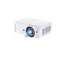 PROJECTEUR VIEWSONIC PG603X WXGA Education 3500 Lumens courte focale 0.49 2xHDMI USB Reader LAN Hp:10W Comp.3D Lampe 15 000 heures