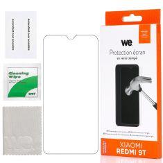 Verre Trempé pour XIAOMI REDMI 9T - Film Protection écran Anti-Rayures - Anti-Bulles d'air Ultra Résistant - Dureté 9H Glass