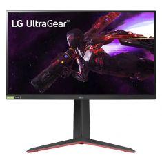 """ECRAN LG 32"""" gaming 32GP850-B 16:9 QHD 1ms 165Hz 2560×1440 350cd/m2 2xHDMI DisplayPort 2xUSB 3.0 FreeSc Rotation Inclin Pied réglable"""