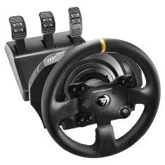 THRUSTMASTER volant + pédalier TX Racing Wheel Leather edition