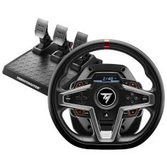 THRUSTMASTER T248 PS Licence off.PS5 Force Feedback Ecran LCD 25 bts Pedalier magnétique PS5/PS4/PC 4160783