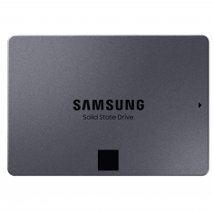 SSD SAMSUNG Serie 870 QVO 2,5 pouce 4TO S-ATA-6.0Gbps MZ-77Q4T0BW