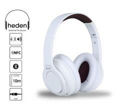 Casque Micro Bluetooth - Pro Sound- NFC - Blanc