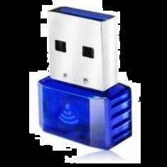 Nano Clé USB WIFI HEDEN sans fil en 300 Mbps avec point d'accès blue