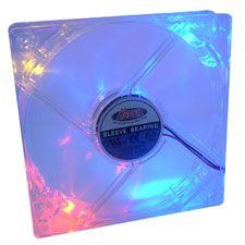 Ventilateur - 8 cm - Lumineux