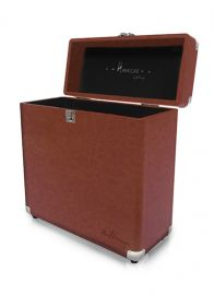 Rangement Vinyles - H.Vinylcase - Tan/Noir