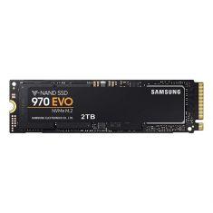 SSD SAMSUNG SERIE 970 EVO+ M.2 2TO PCIe 3.0 x4 NVMe MZ-V7S2T0BW