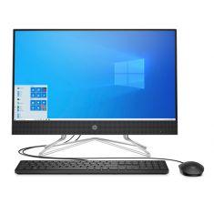 "All in One HP 24-df0137nf Core i3-1005G1 8GB 256 GB Intel Internal Graphics WebCam HD 23.8"" FHD AG LED UWVA ZBD Win10 440J0EA"