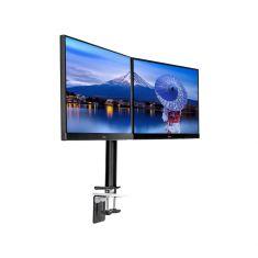 IIYAMA Bras pour deux écrans bureautiques - DS1002C-B1