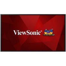 Ecran 55'' ViewSonic LFD 4K LED UHD 16:9 16h/7 16Go 400nit 8ms 1200:1 178/178 VESA 400x200 2xHDMI DVI 2xUSB RJ45 RS232 Hp:2x10W  CDE5520